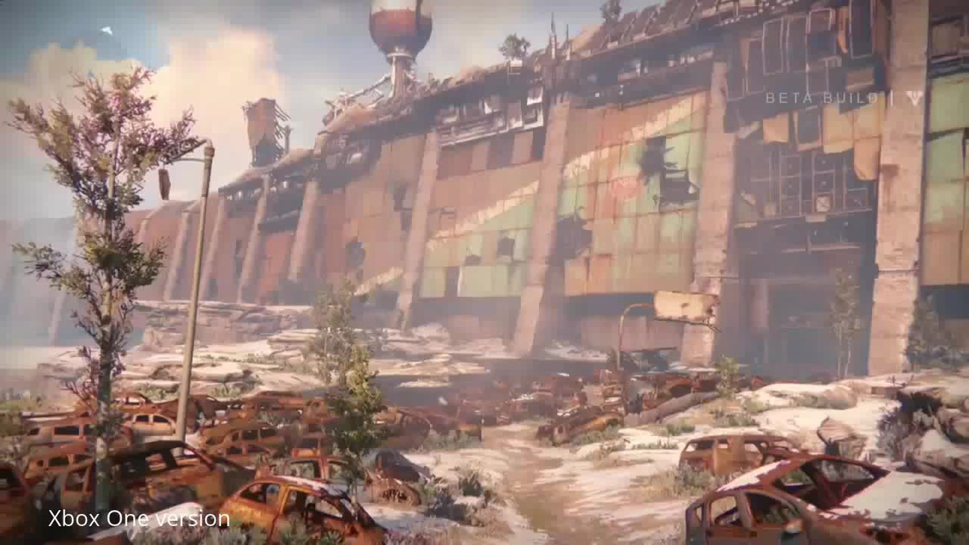 Destiny's beta comparison video: PS4 versus Xbox One