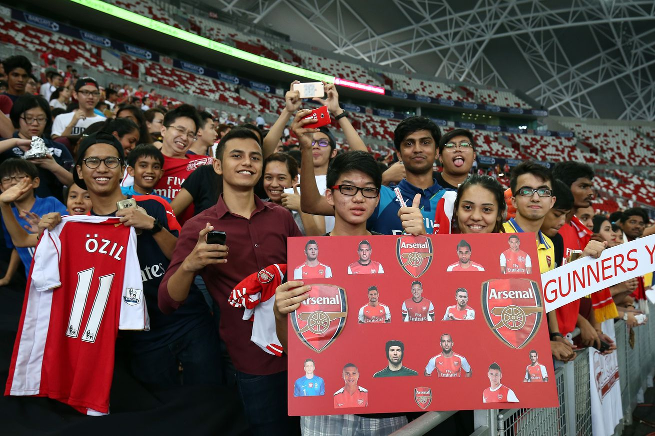 Arsenal and Chivas to play July exhibition in Los Angeles