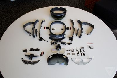 HoloLens teardown