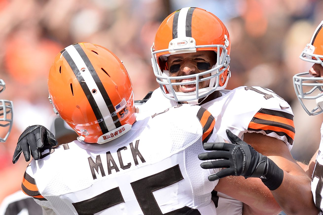 Jerseys NFL Outlet - Alex Mack believes chop block ban will be challenging - The Falcoholic