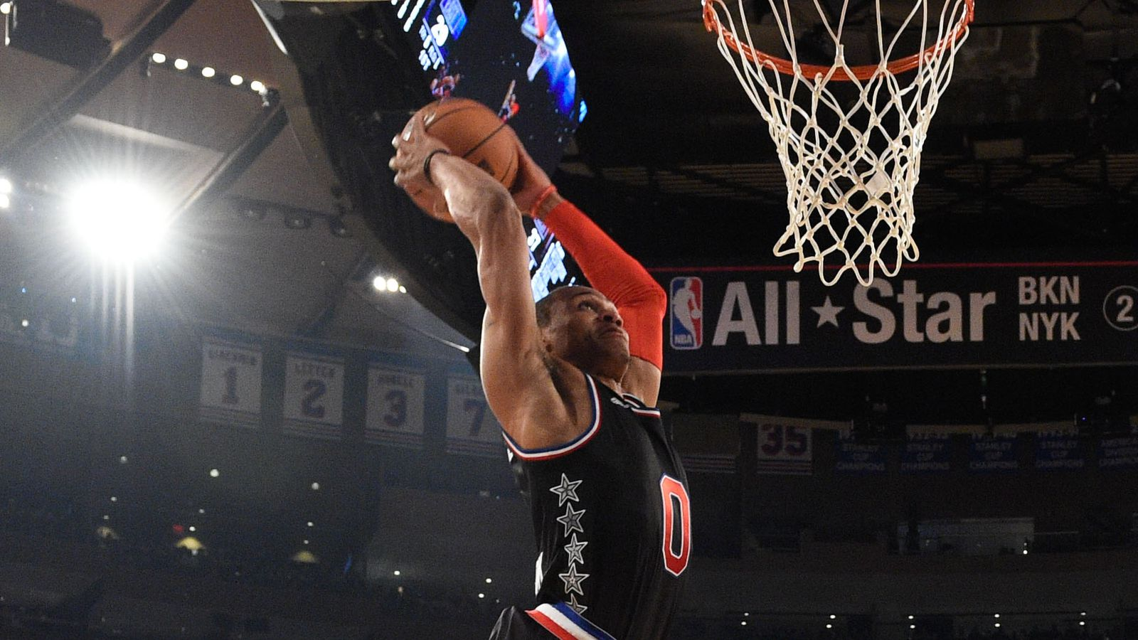 NBA All-Star Game 2015 final score: Russell Westbrook ...