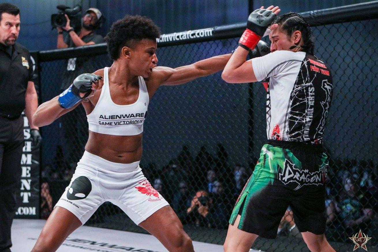 community news, Livia Renata Souza vs. Angela Hill title fight co headlines Invicta FC 17