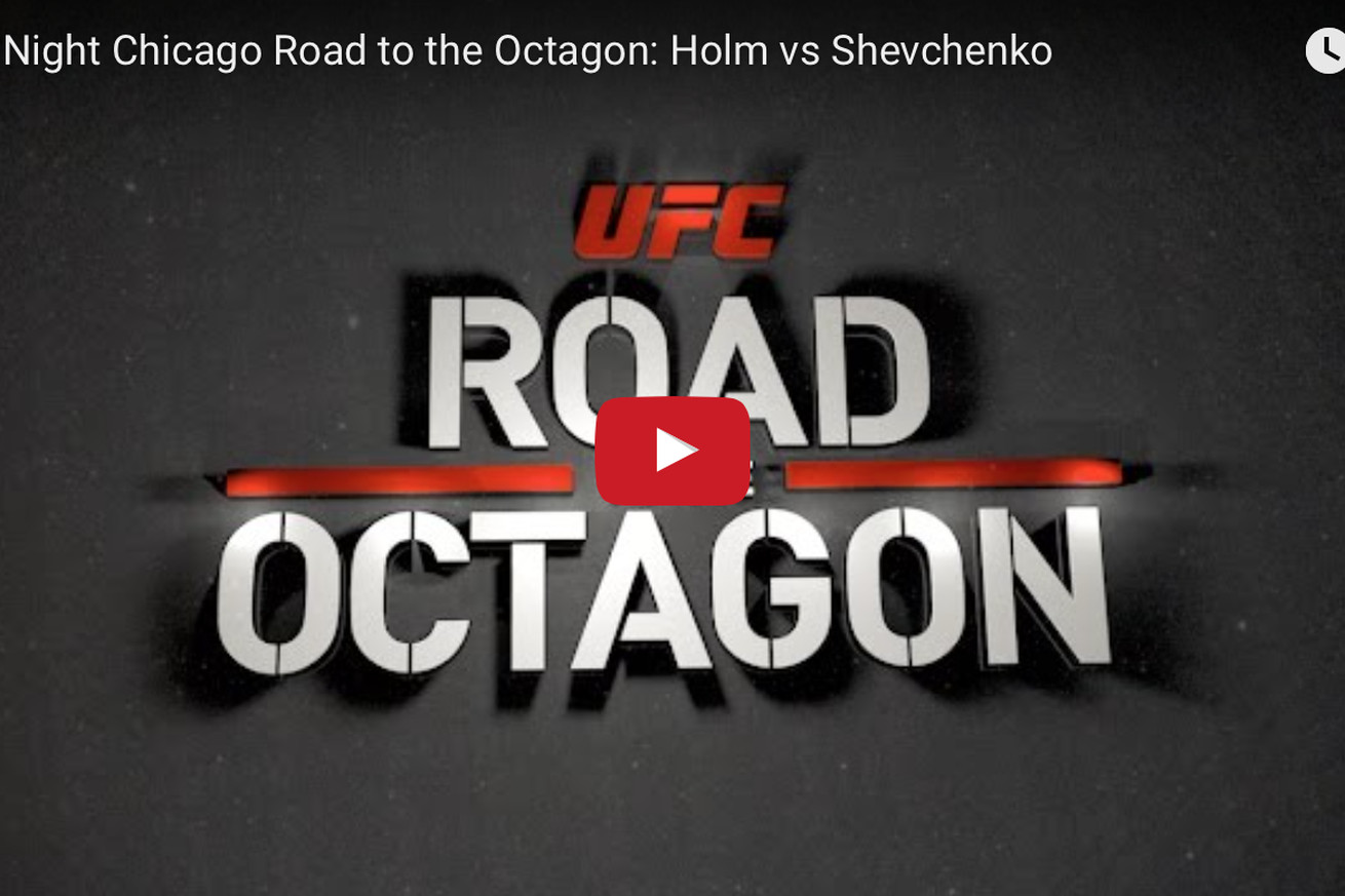community news, UFC Road to the Octagon video replay for Holly Holm vs Valentina Shevchenko at UFC on FOX 20