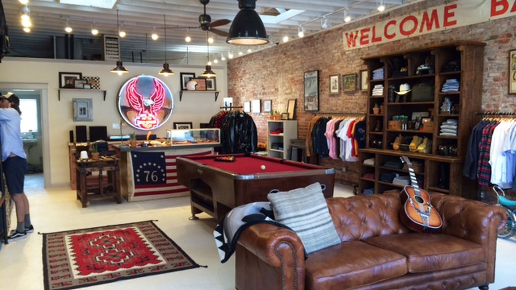 Man Cave Usa : This new usa made shop in venice is a total man cave
