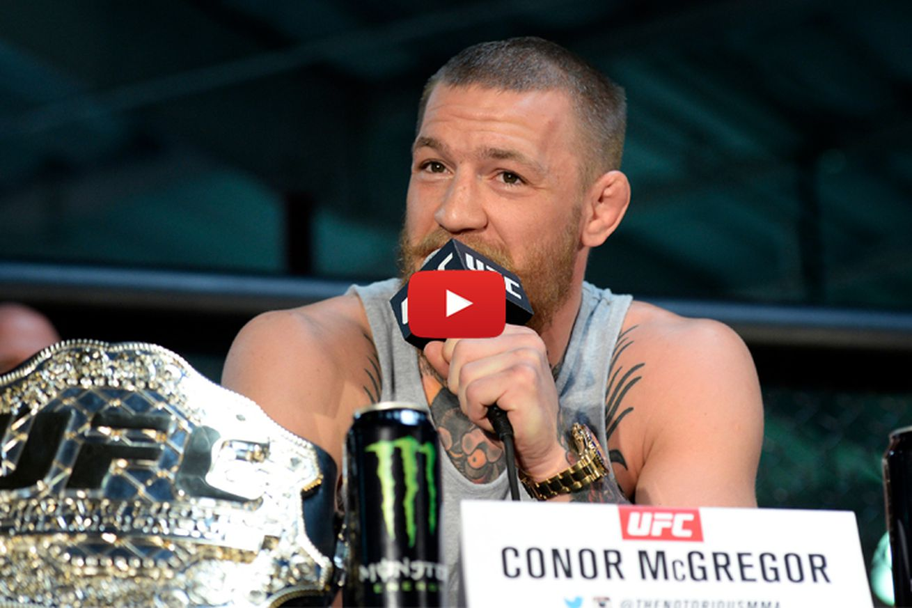 community news, UFC 196 final press conference video live stream with Conor McGregor vs Nate Diaz, Holly Holm vs Miesha Tate