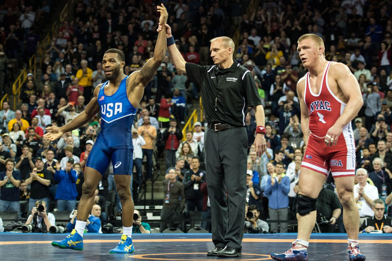 Wrestling schedule Rio 2016: Team USA Olympic Games lineup for Brazil