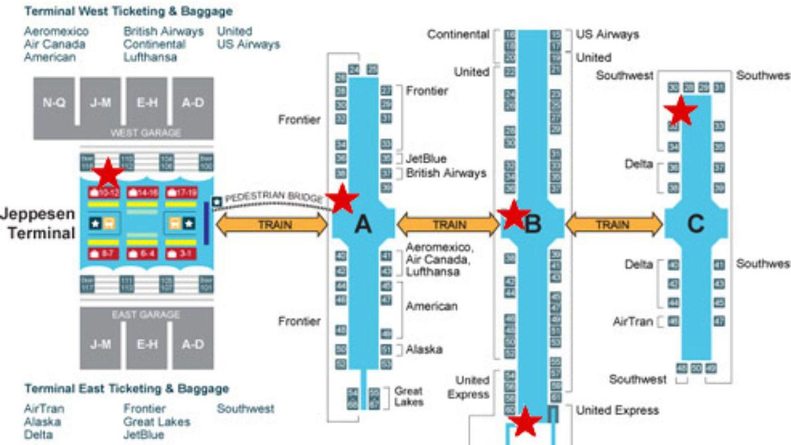 Where To Eat At Denver International Airport Eater Denver