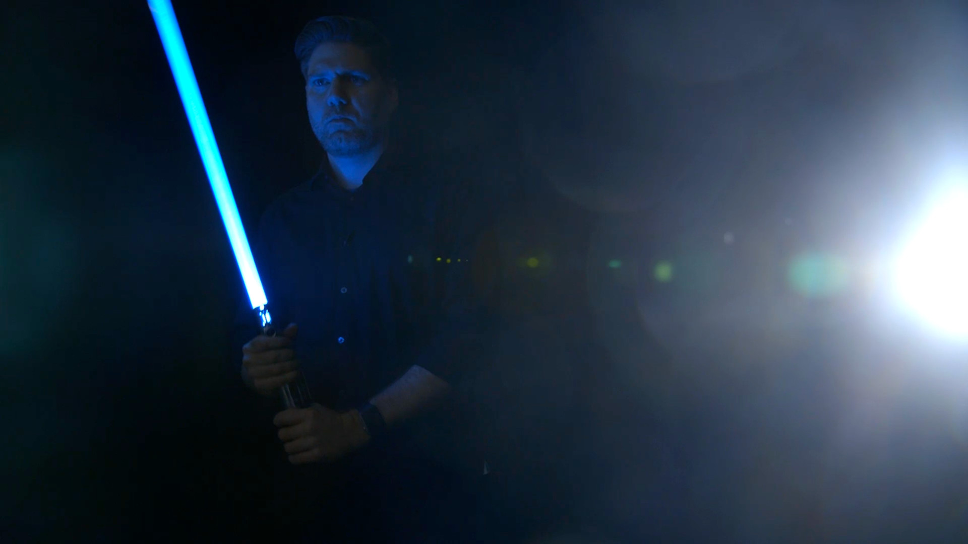 the greatest star wars lightsabers in the world are built by fans