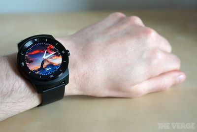 These are the New Faces of Android Wear