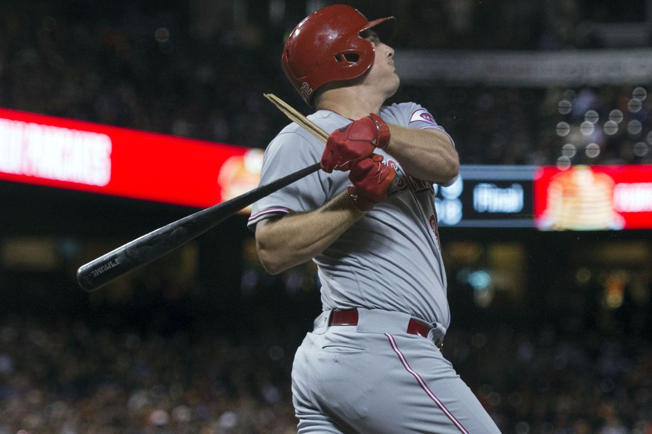 Mets, Reds still talking Jay Bruce