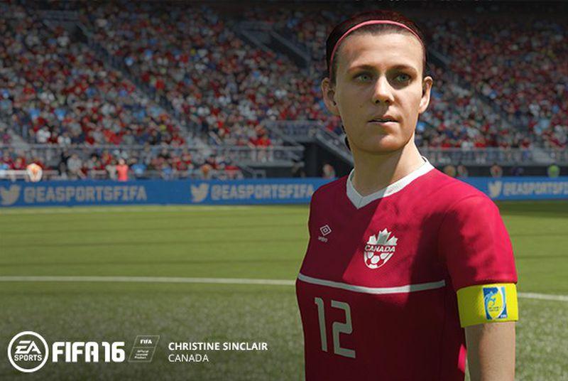 FIFA 16 is finally adding women's soccer teams