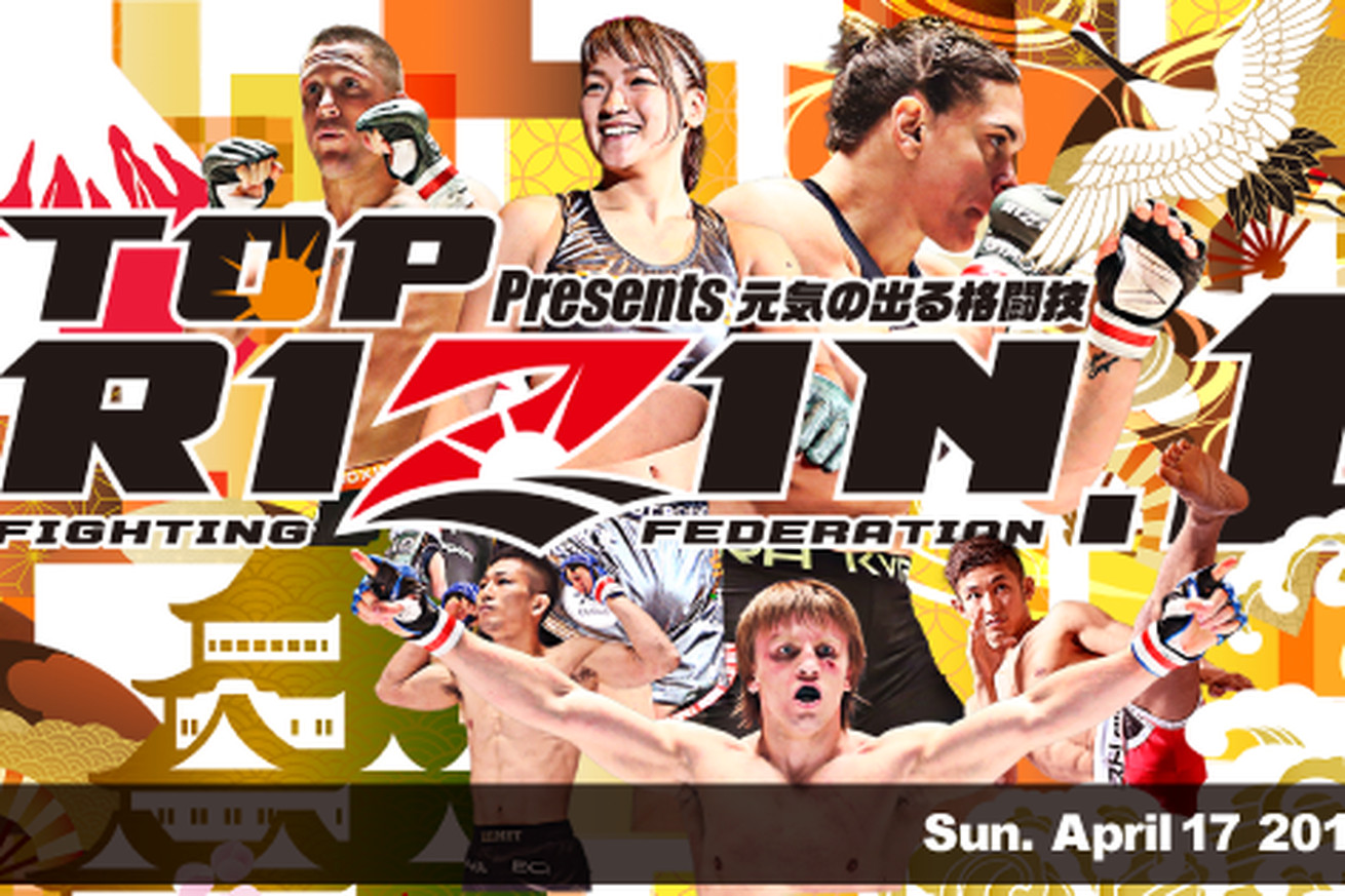community news, Latest Rizin fight card and rumors for April 17 return to Japan