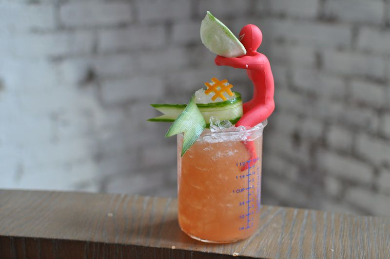 13 Absurdly Entertaining Cocktail Presentations