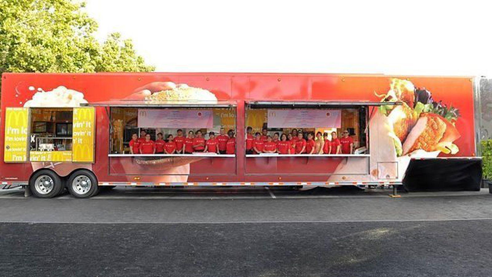 Follow That Food Truck