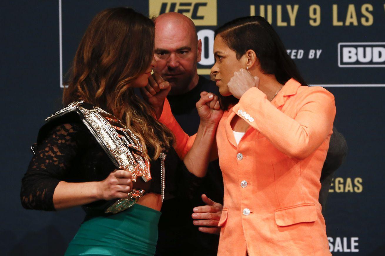 Miesha Tate Loses to Amanda Nunes at UFC 200