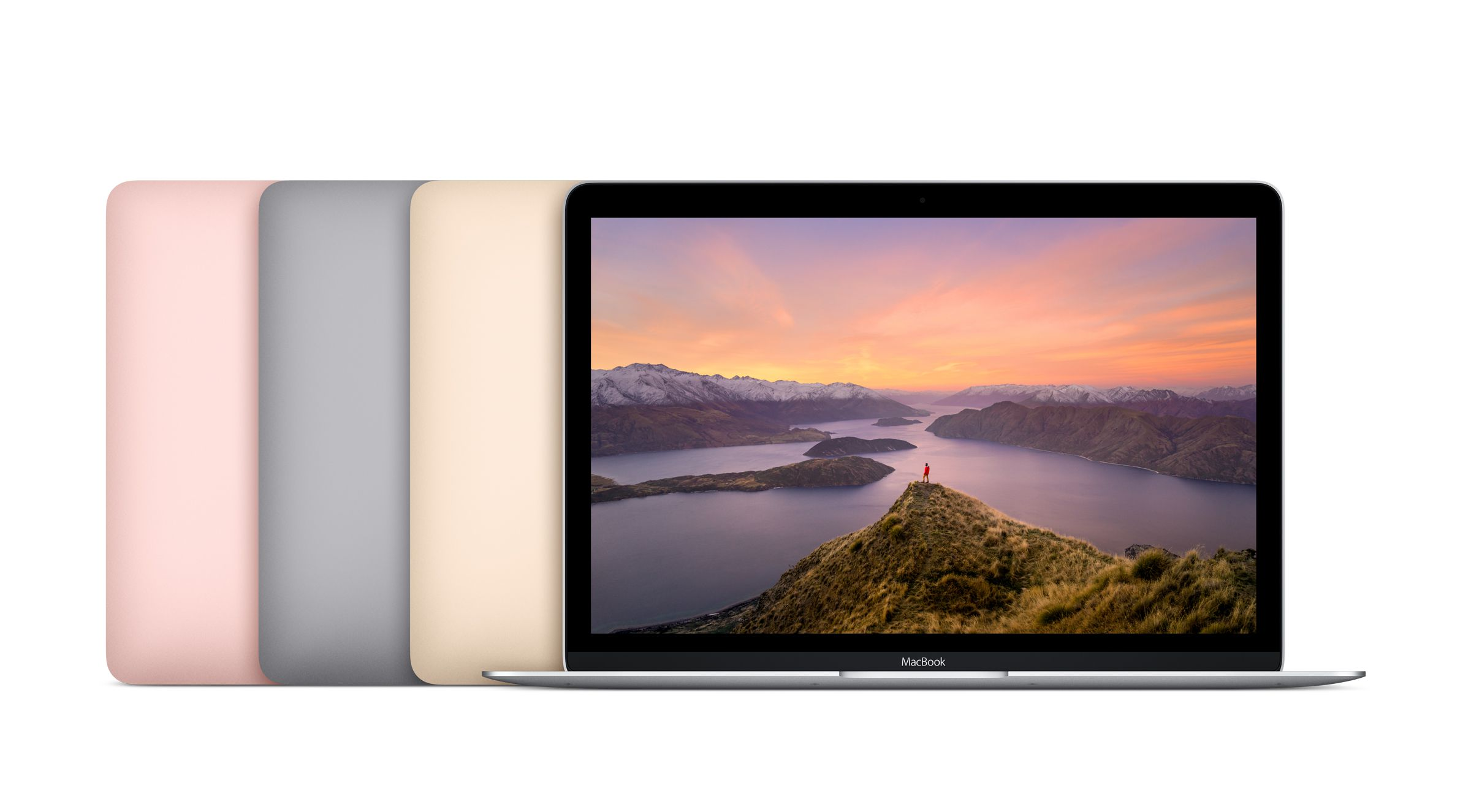 apple 39 s macbook gets faster processors longer battery life and rose gold color the verge. Black Bedroom Furniture Sets. Home Design Ideas