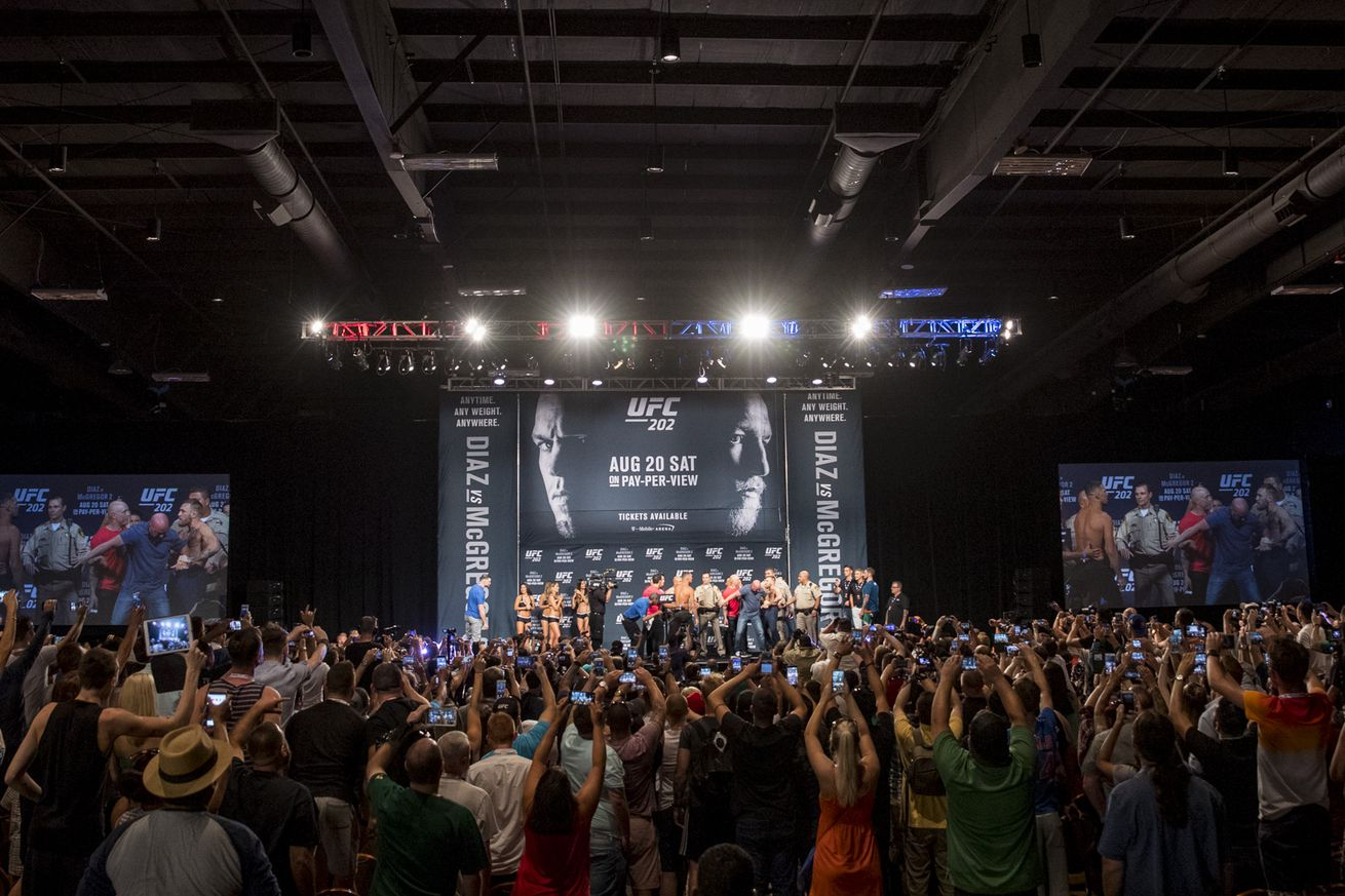 UFC 202 fighters skeptical about the possible formation of a union