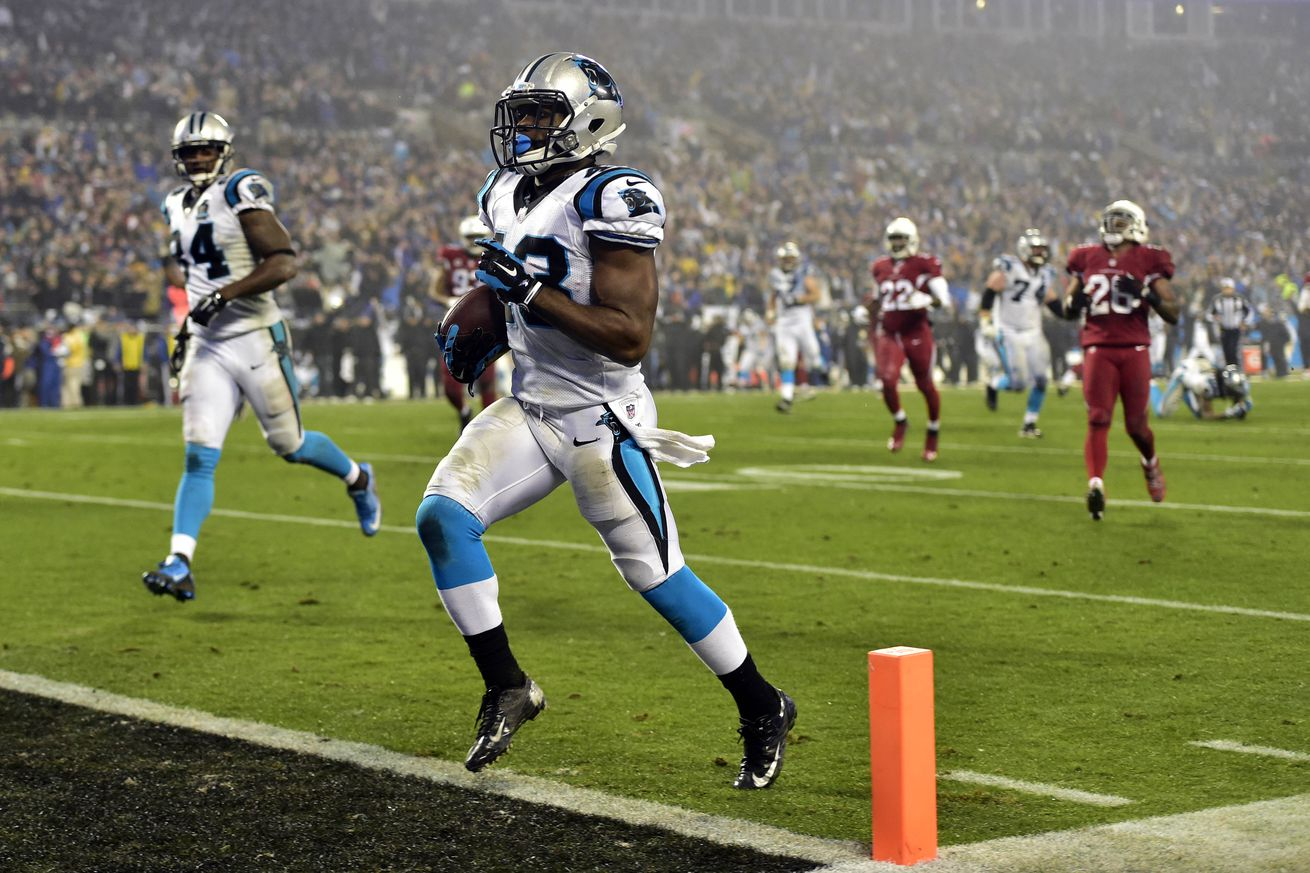 NFL Jerseys NFL - 2014 NFL Playoffs: Panthers at Seahawks - Offensive Preview - Cat ...