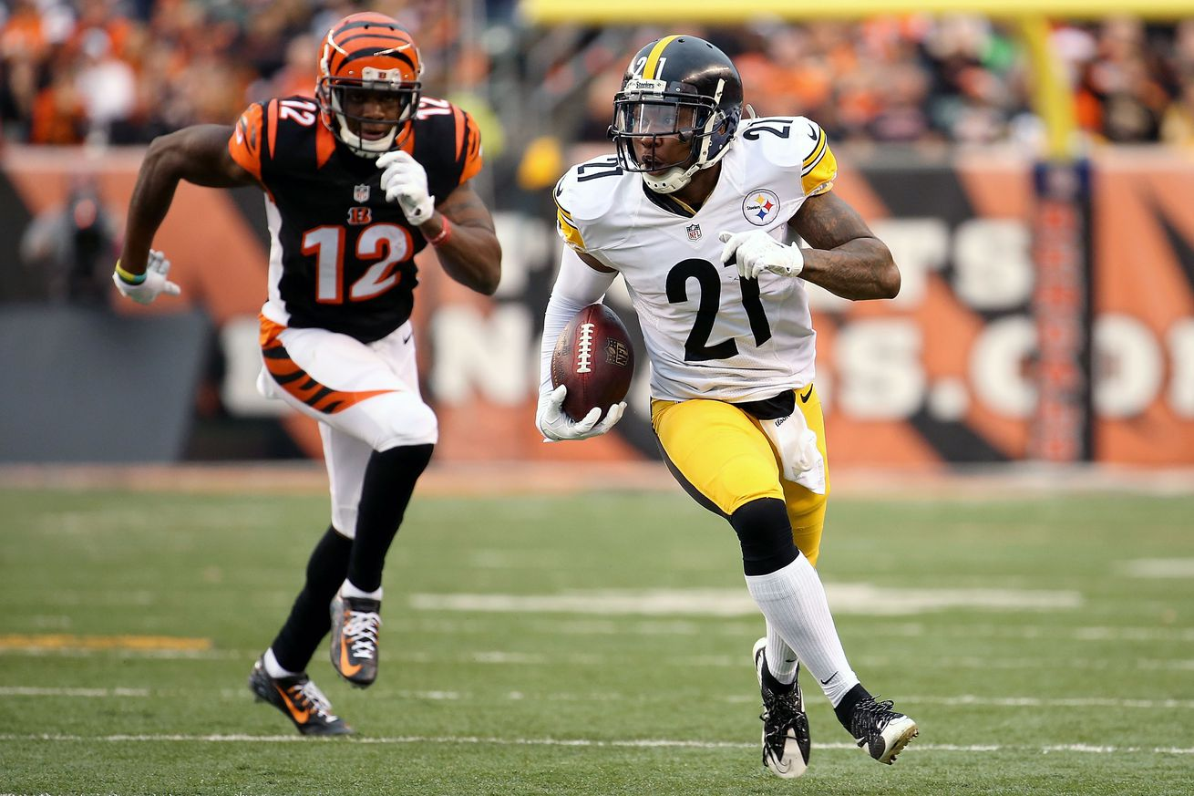 Steelers 2016 Roster, 90 in 90 Days: Robert Golden looks  to finally capture a starting postion