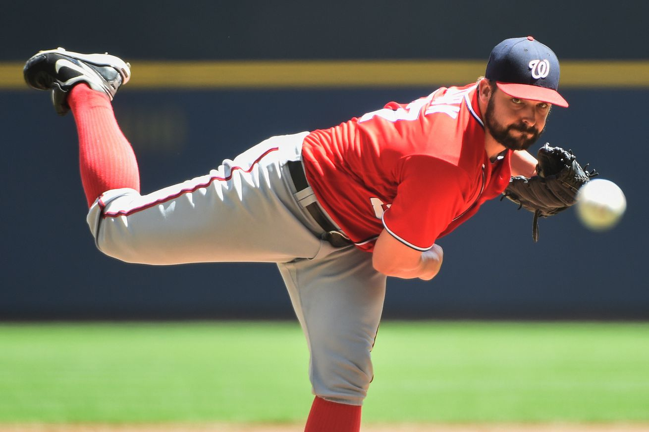 Brewers send Nationals to 7th straight loss with 6-5 win