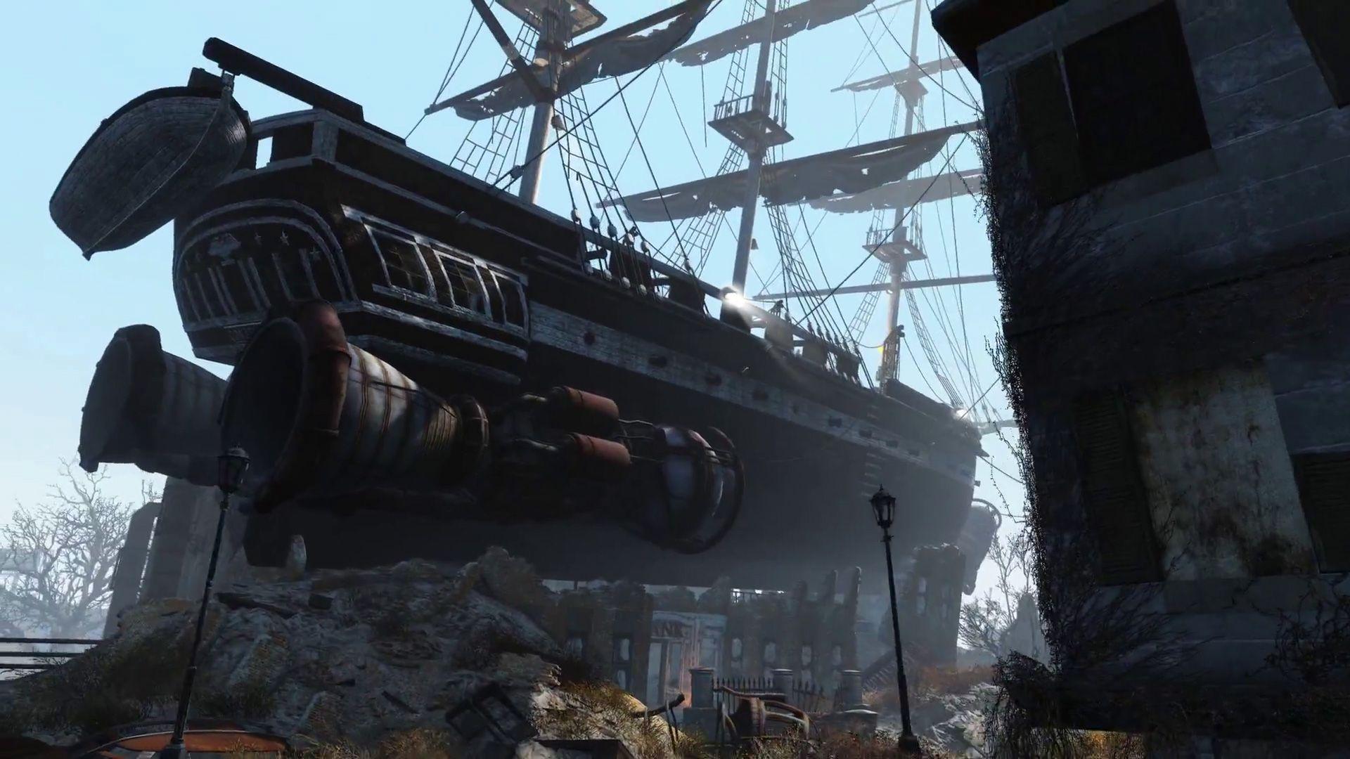 Настоящий Бостон в Fallout 4: откуда вам знакомы все эти виды? - Изображение 6