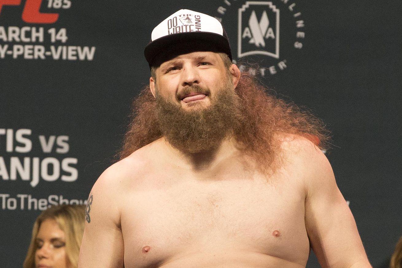 UFC Fight Night 95: Roy Nelson vs Bigfoot Silva on tap for Sept. 24 in Brazil