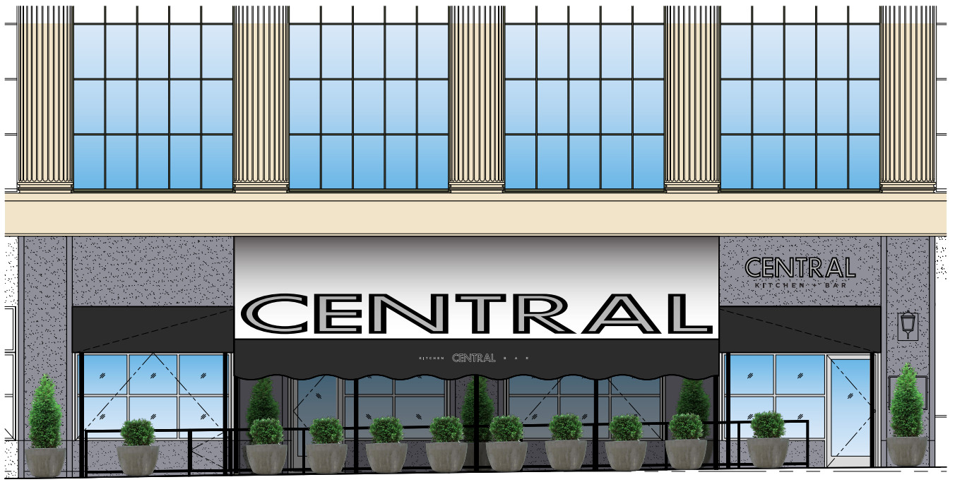 American Gastropub Central Kitchen Bar Is Moving Into Gilbert 39 S First National Building