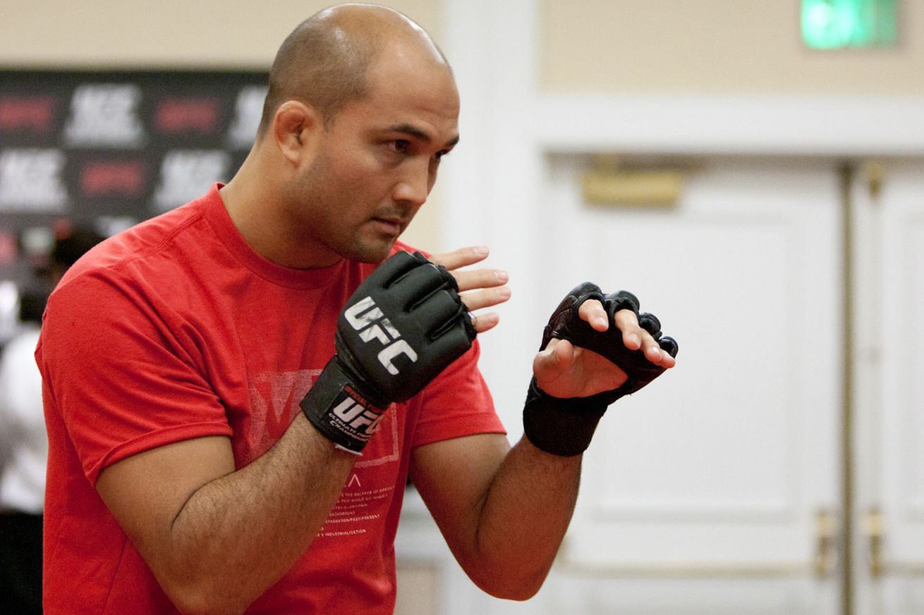 community news, B.J. Penn guarantees hell fight at UFC 196; potentially against Dennis Siver