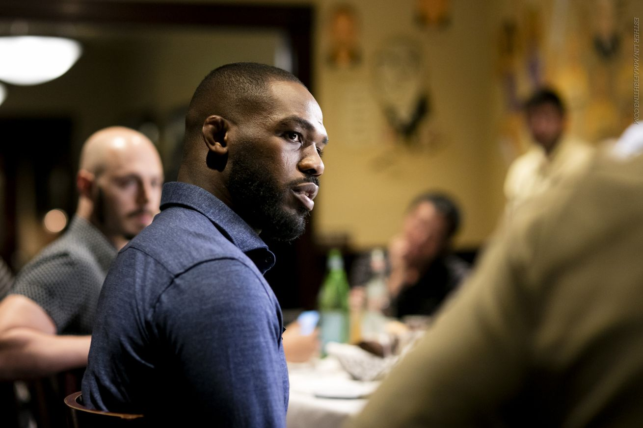 Relationship with UFC mended, Jon Jones wants to be more of a company guy