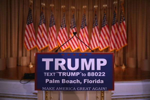 Don't forget to text Trump.