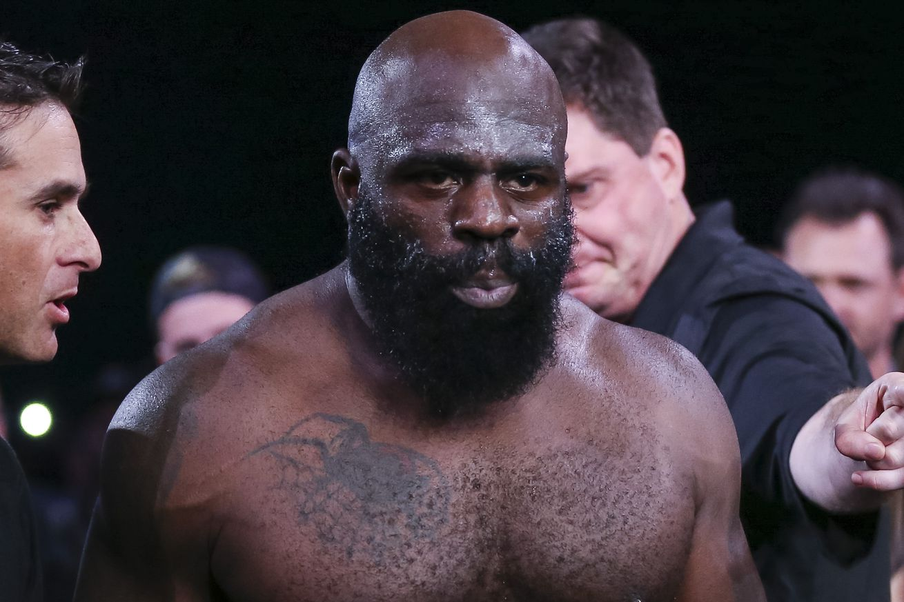 Kimbo Slice: Commission shouldnt punish fighters who use extra vitamins to perform