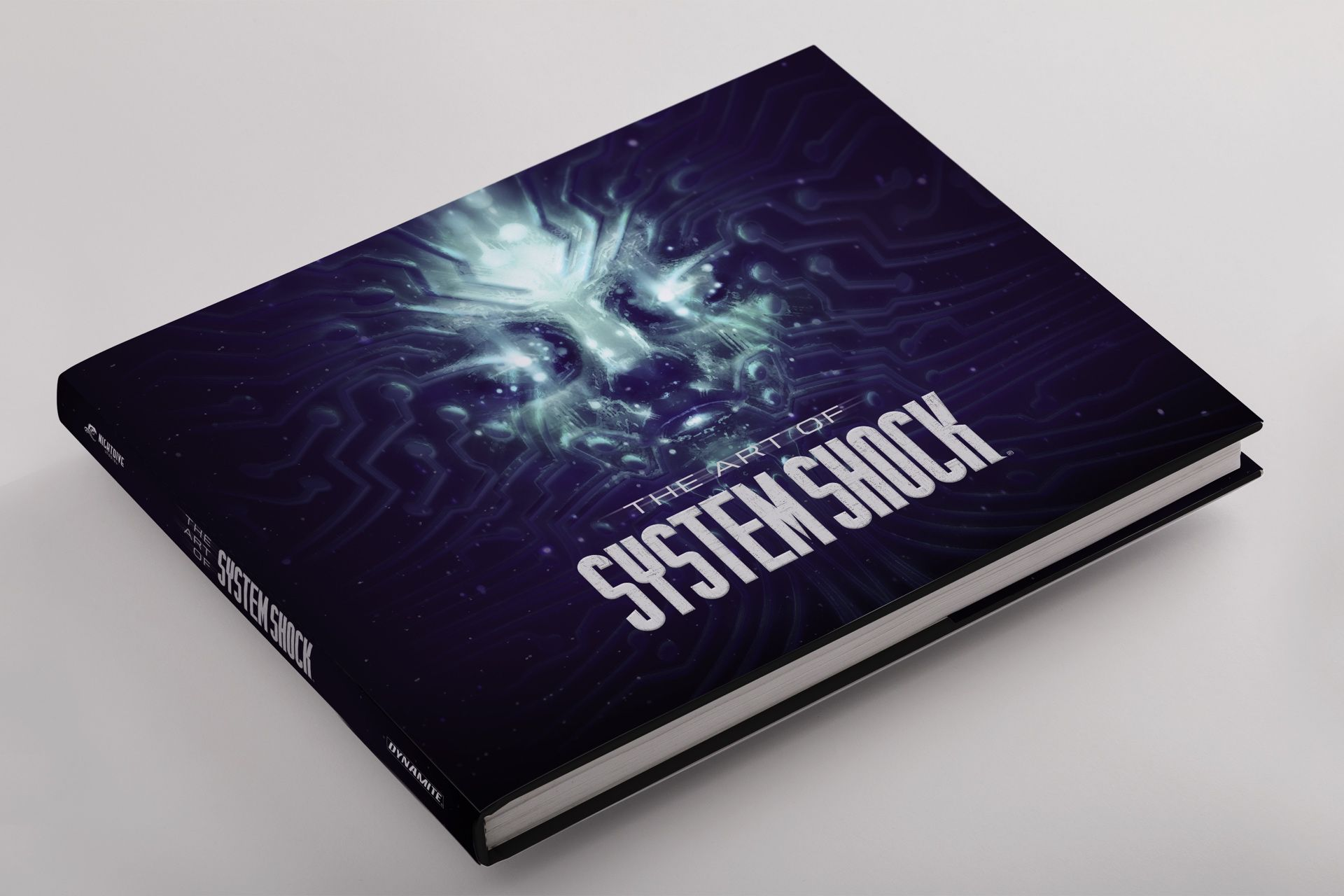 SS hardcover art book cover.0