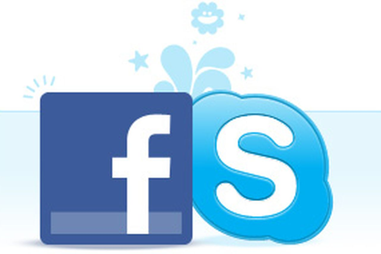 how to use facebook for skype