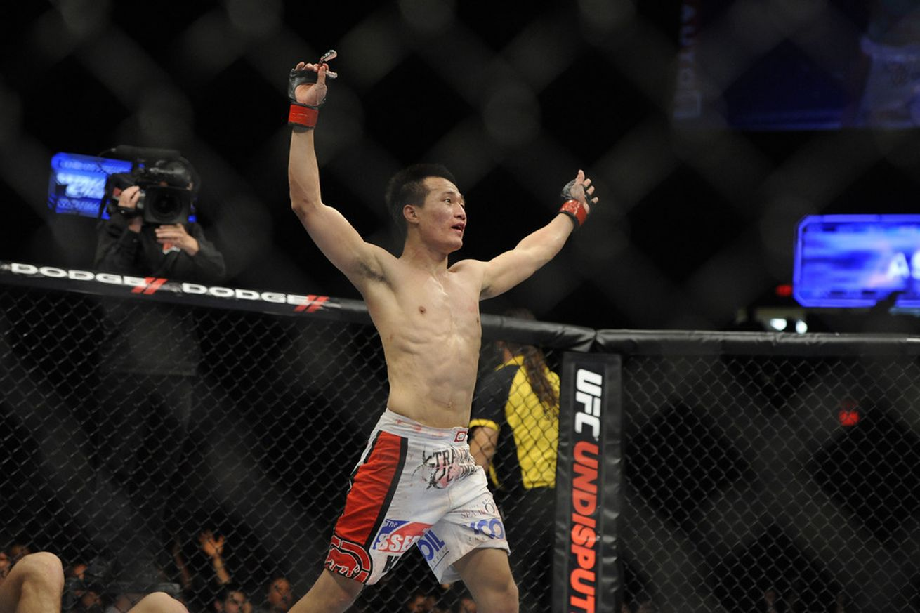 community news, Korean Zombie, former UFC title challenger, expects Octagon return in late 2016 with military service satisfied