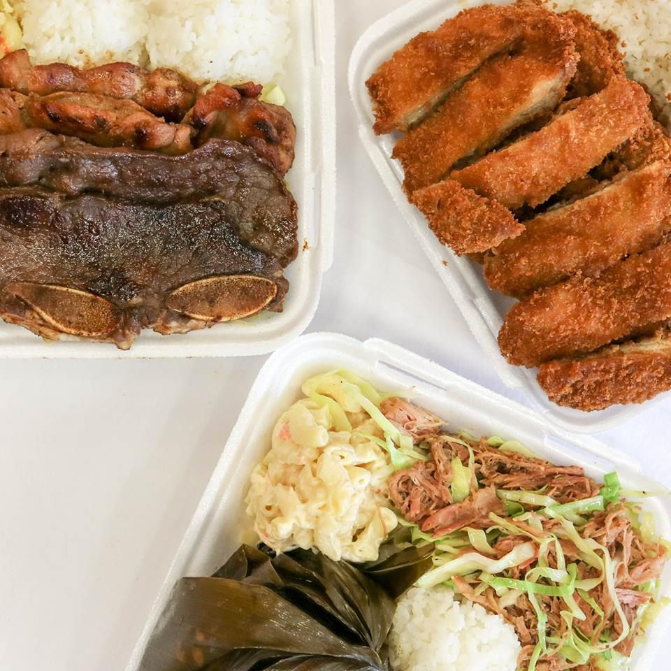 A Brief History Of The Hawaiian Plate Lunch Eater
