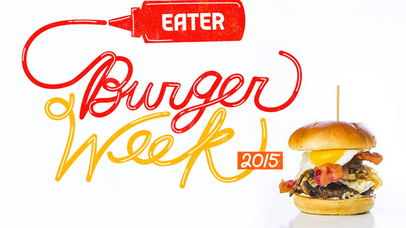 The Hottest Burgers in North America, 2015