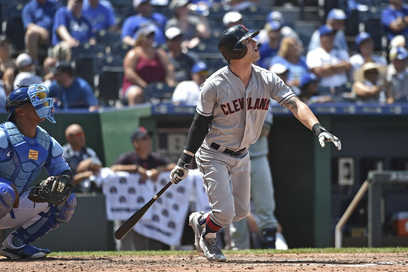 Indians 6, Twins 1: Twins forgot to bring bats