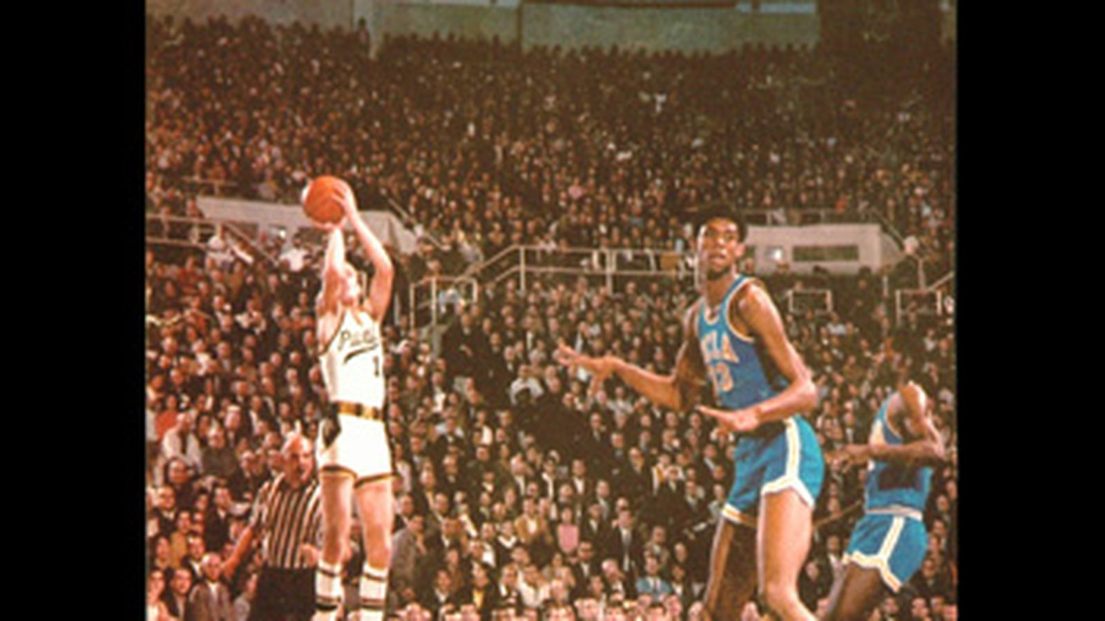 Purdue ICONS #4: Rick Mount - Hammer and Rails