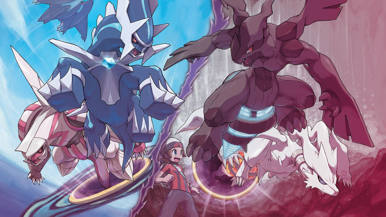 Pokemon Omega Ruby And Alpha Sapphire Review Fresh Paint