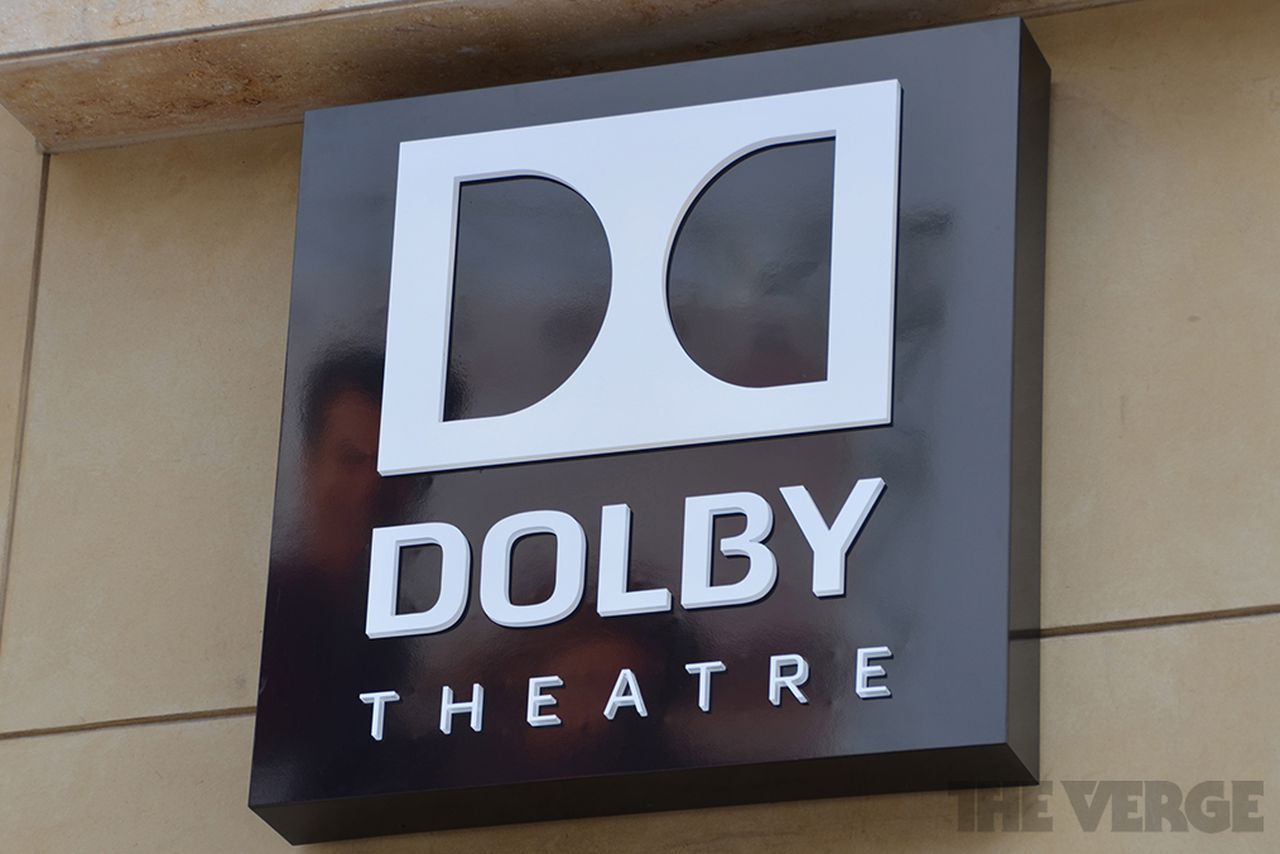 dolby reveals the future of cinematic sound in dolby atmos demo the verge. Black Bedroom Furniture Sets. Home Design Ideas