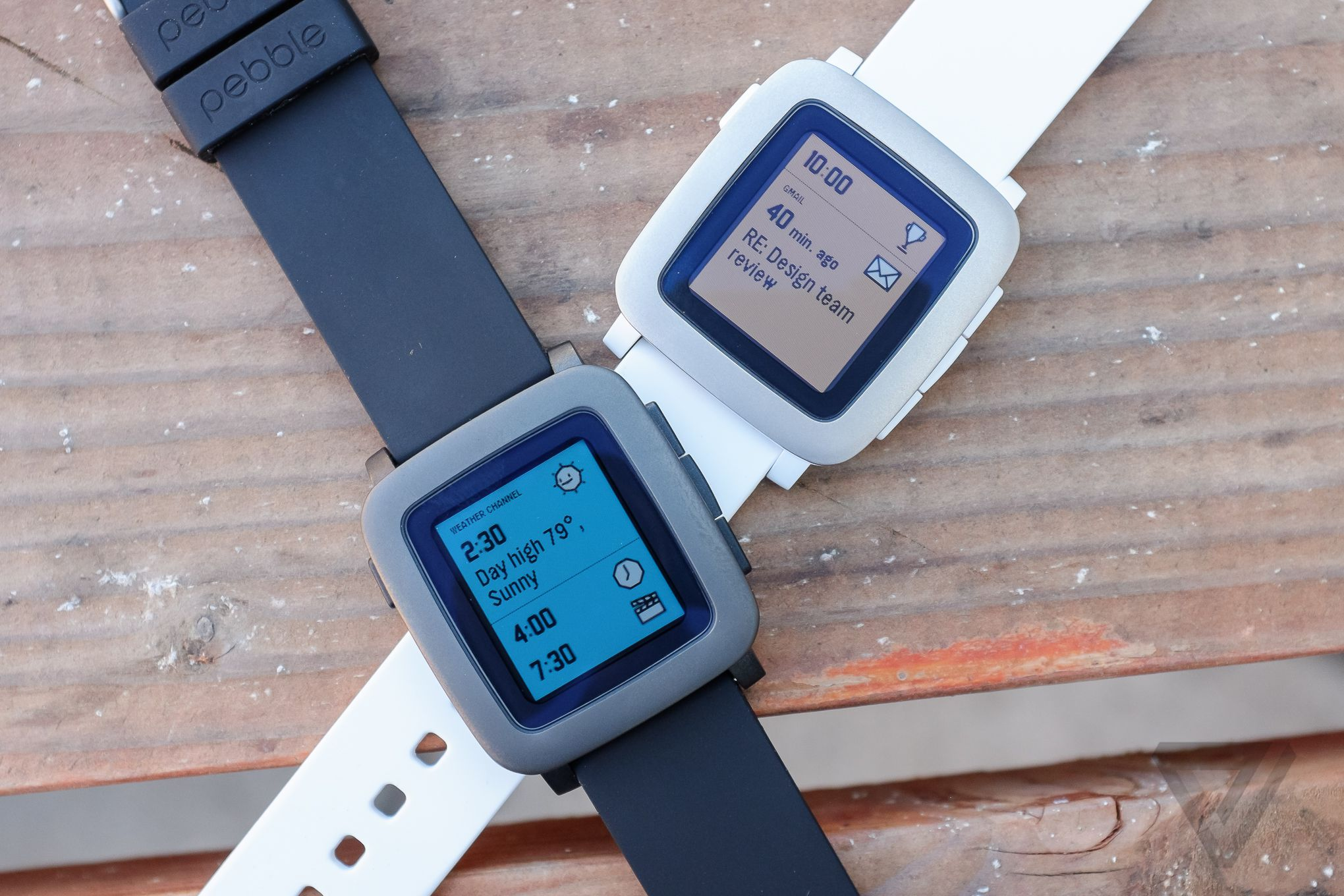 Making Time: how Pebble built its next smartwatch | The Verge