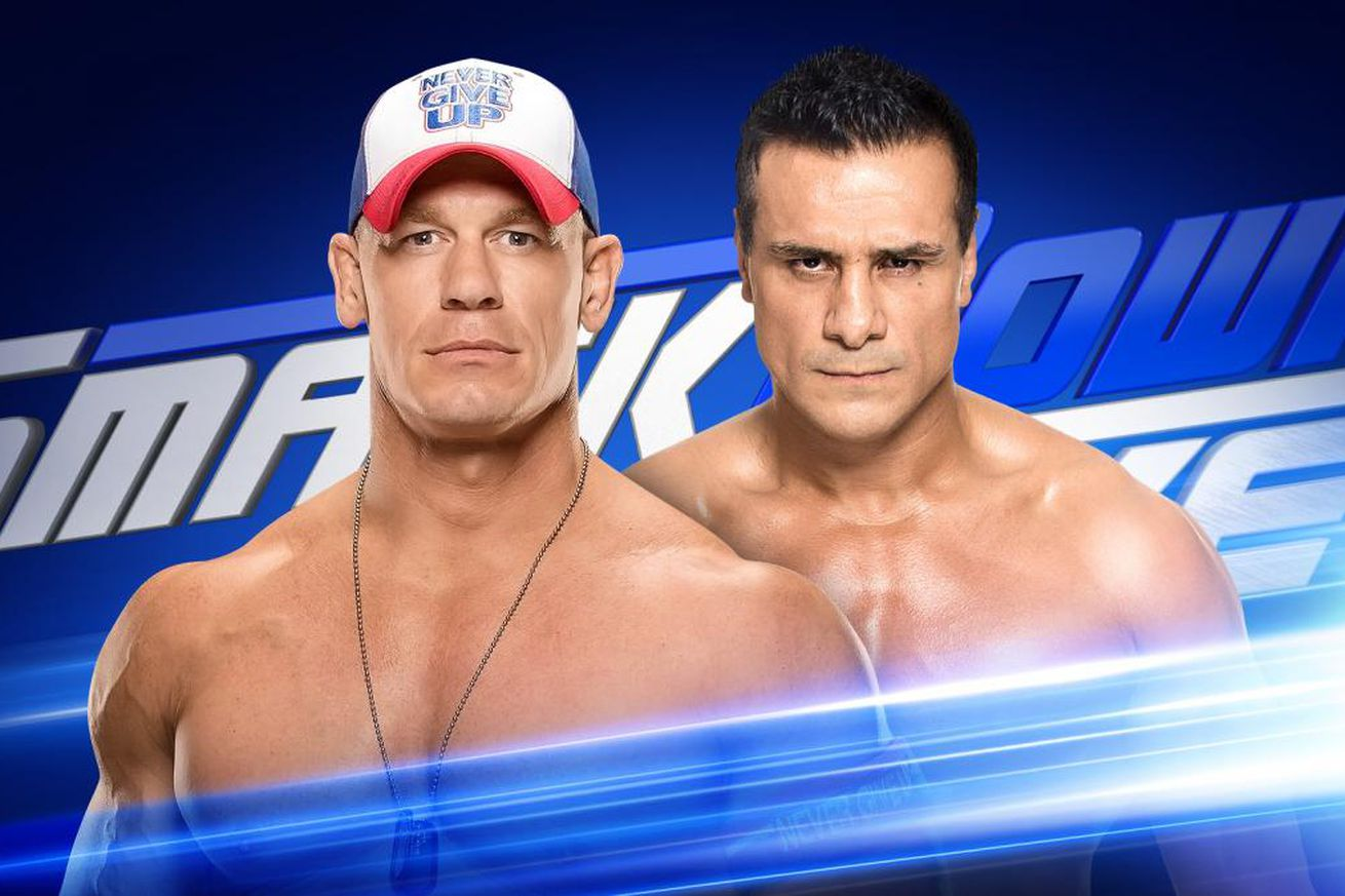 Smackdown delivers the go-home show Raw couldn't