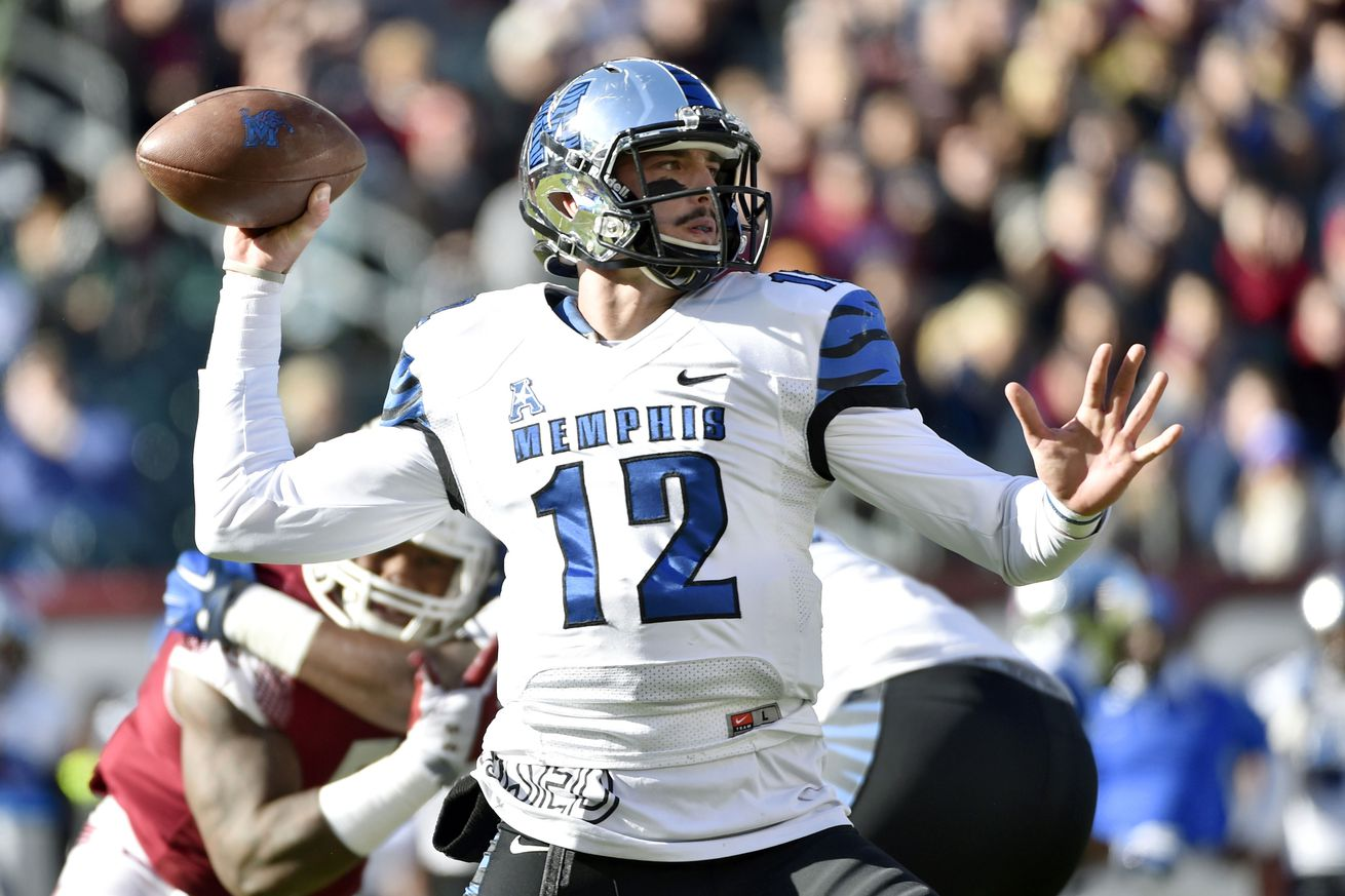 2016 NFL Draft: Scouting Broncos quarterback Paxton Lynch