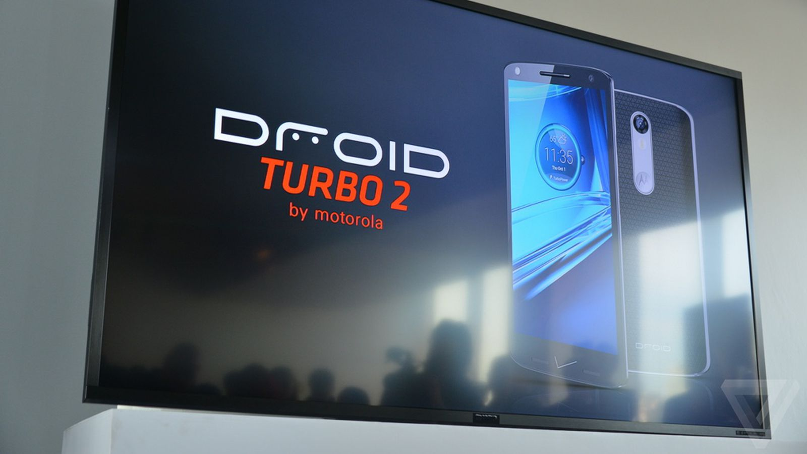 Droid Turbo 2 announced with shatterproof display, 48-hour battery life