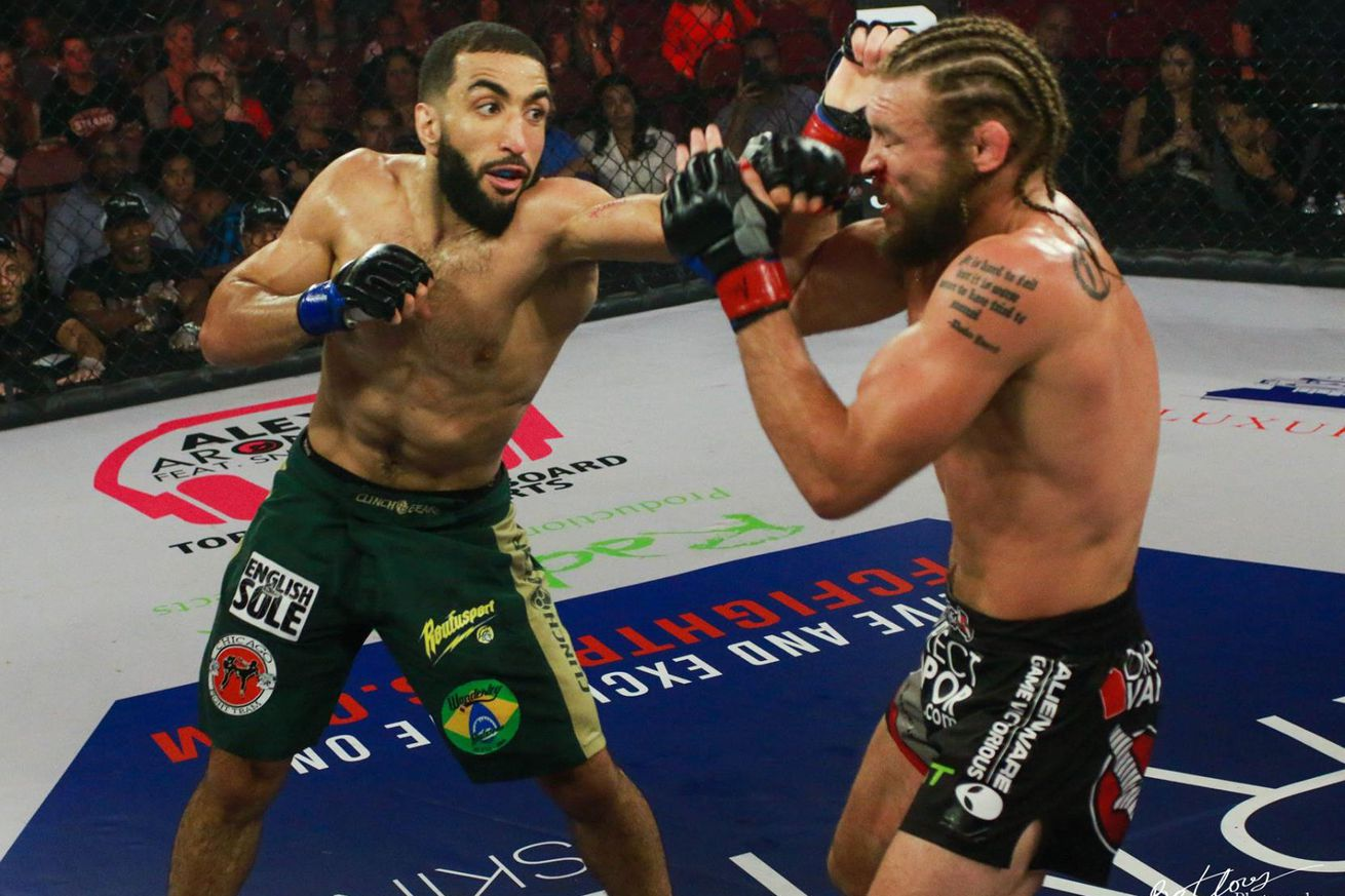 community news, Belal Muhammad training for UFC debut against Alan Jouban during Ramadan