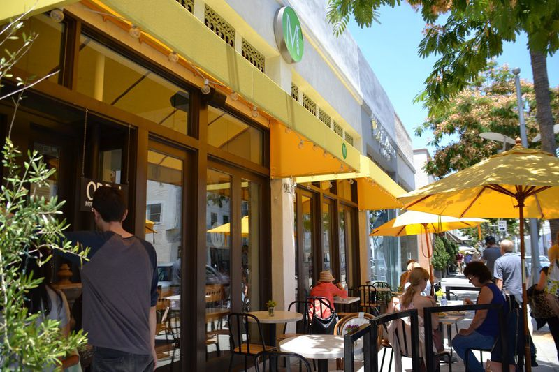 M Cafe Beverly Hills