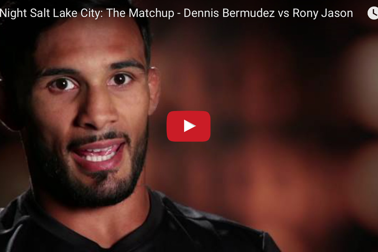 Dennis Bermudez vs Rony Jason full fight video preview for UFC Fight Night 92 co main event