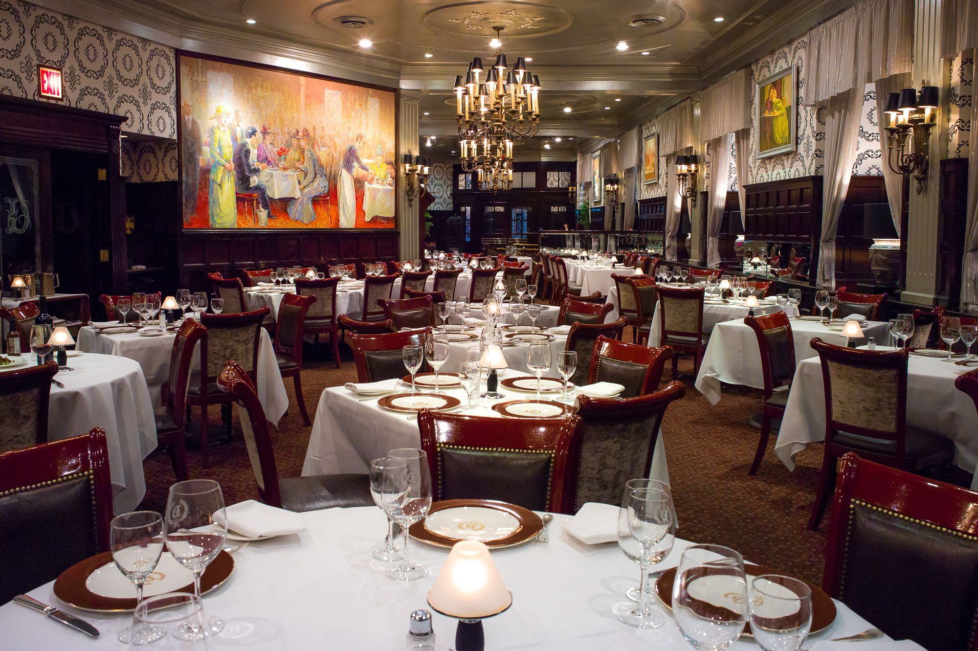 Old Classic New Classic Grand Steakhouse Dining At