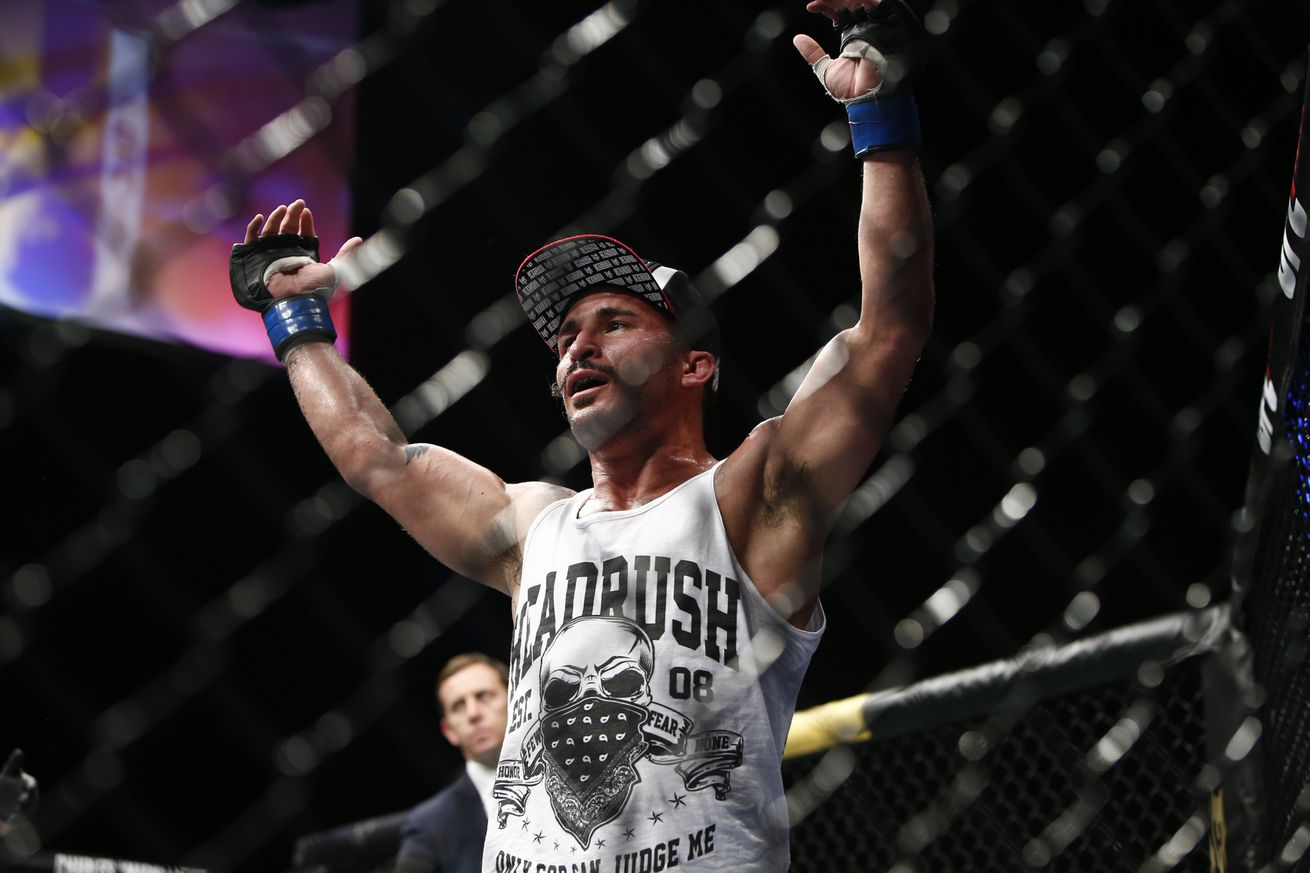 Ian McCall returns against Ray Borg at UFC 203