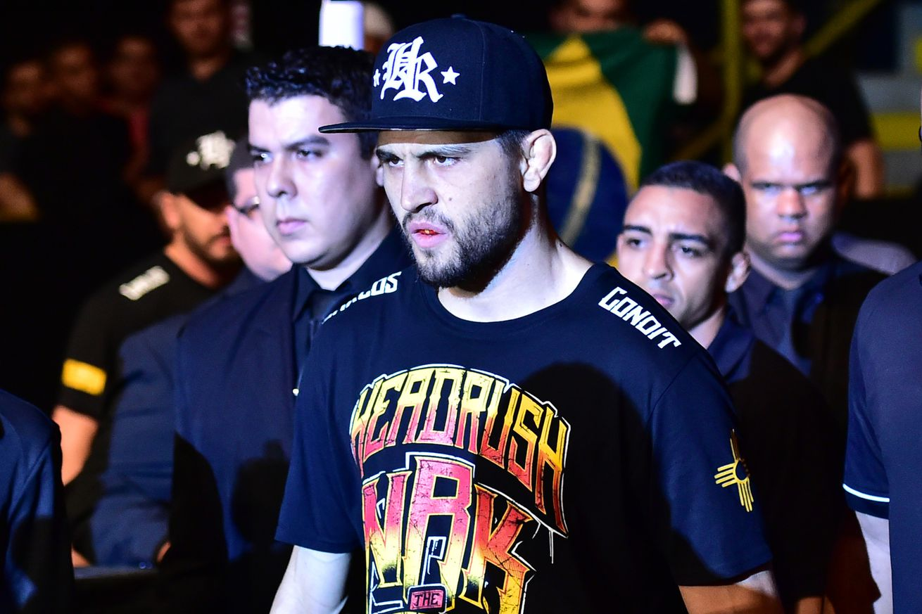 Carlos Condit: Win over 'not exciting' Demian Maia at UFC on FOX 21 gets me title shot
